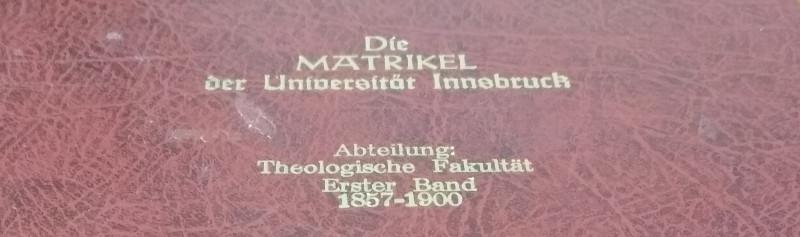 Archiwalni polskojęzyczni studenci