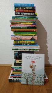 Zimowe zamówienie książek